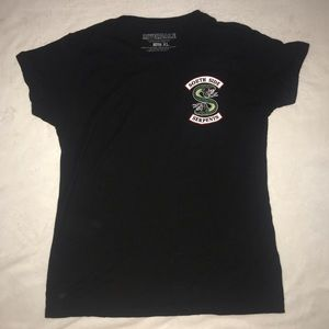 South Side Serpents tee